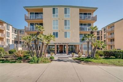 San Diego Condo/Townhouse For Sale: 4627 Ocean Blvd #410