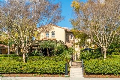 San Diego Single Family Home For Sale: 7571 Crescendo Lane