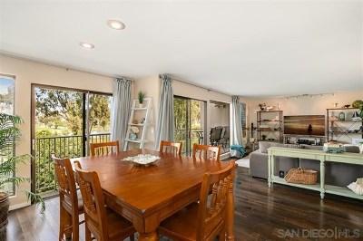 Carlsbad Condo/Townhouse For Sale: 2348 La Costa Ave #213