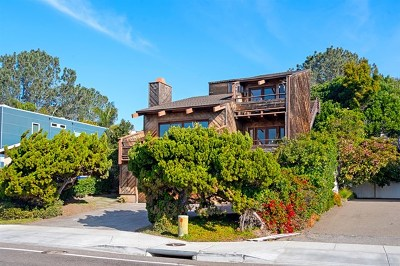 Del Mar Single Family Home For Sale: 2580 Carmel Valley Rd