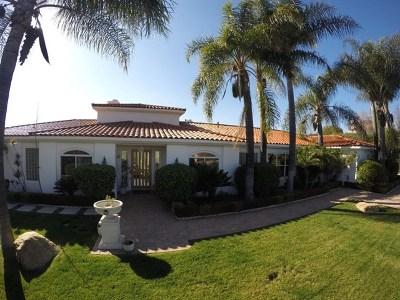 Fallbrook Single Family Home For Sale: 4371 Fallsbrae Dr