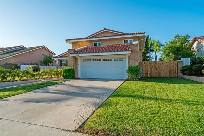 Carlsbad Single Family Home For Sale: 3106 Levante St