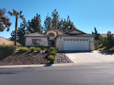 Alpine Single Family Home For Sale: 2513 Begonia Way