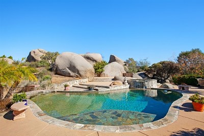 Alpine CA Single Family Home For Sale: $925,000