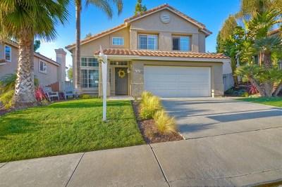 Carlsbad Single Family Home For Sale: 2380 Terraza Panga