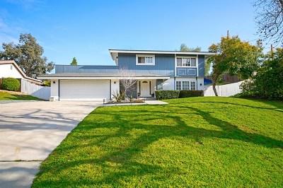 Fullerton Single Family Home For Sale: 110 Marion Blvd