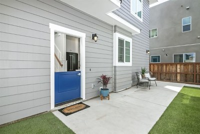 Imperial Beach Single Family Home For Sale: 163 Donax