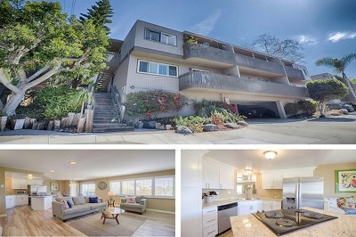 Encinitas Condo/Townhouse For Sale: 155 Rosebay Dr, #Apt 49