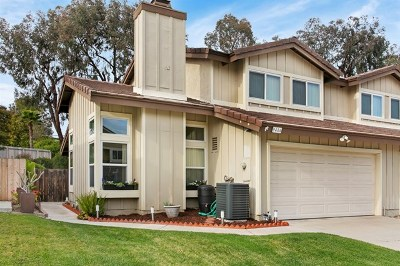 San Diego Single Family Home For Sale: 9486 High Park Ln.