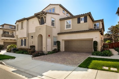 Carlsbad Condo/Townhouse For Sale: 4111 Karst Rd
