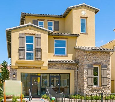 Carlsbad Single Family Home For Sale: 3072 Marron Road #Lot 32