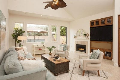 Encinitas Single Family Home For Sale: 633 Cypress Hills Drive
