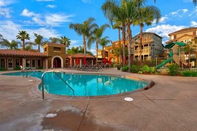 Chula Vista Condo/Townhouse For Sale: 1811 Lime Court #2