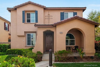 Carlsbad Single Family Home For Sale: 3644 Summit Trail Ct