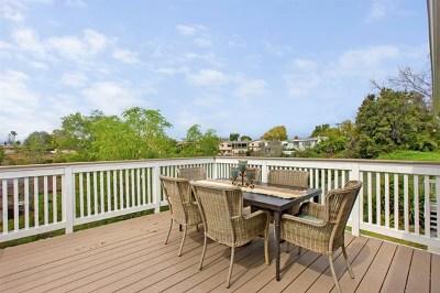 El Cajon Single Family Home For Sale: 126 Westdale Ct.