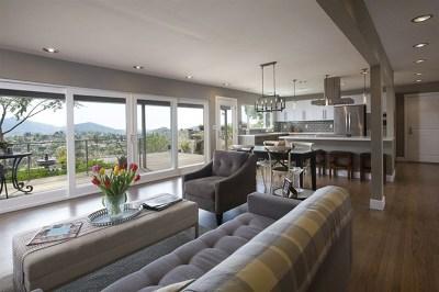 La Mesa Single Family Home For Sale: 4414 Alta Mira