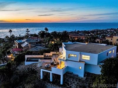 La Jolla Single Family Home For Sale: 715 Muirlands Vista Way