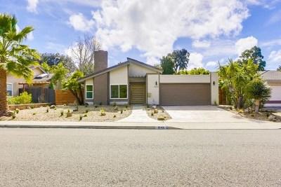 Encinitas Single Family Home For Sale: 1943 Village Wood Rd