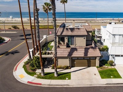 Coronado Single Family Home For Sale: 46 Half Moon Bend