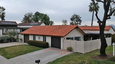 Spring Valley Single Family Home For Sale: 2505 S Barcelona Street
