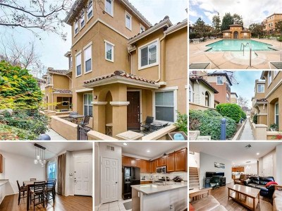 San Marcos Condo/Townhouse For Sale: 1604 Avery Road