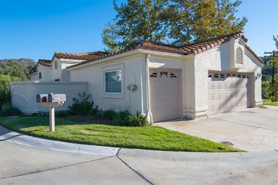 Escondido Single Family Home For Sale: 29427 Circle R Greens Drive
