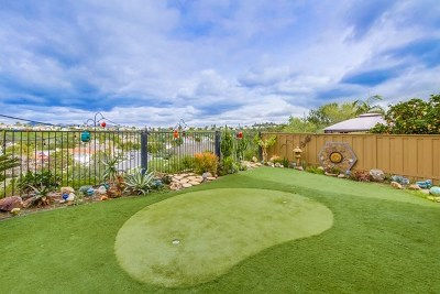 San Diego Single Family Home For Sale: 12077 Wooded Vista Lane