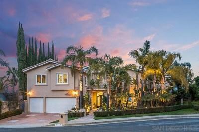 Tarzana Single Family Home For Sale: 3758 Coldstream Ter