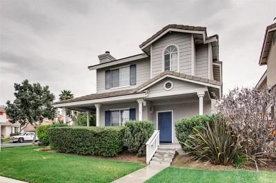Chula Vista Single Family Home For Sale: 1401 Filmore Pl