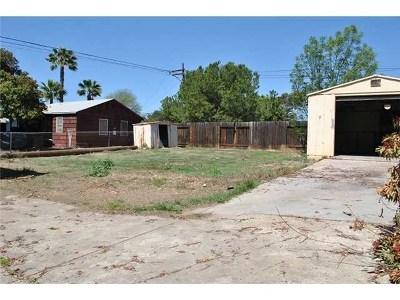 La Mesa Single Family Home For Sale: 3998 Massachusetts Ave