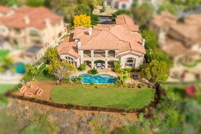 San Diego Single Family Home For Sale: 5743 Meadows Del Mar