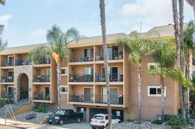 San Diego Condo/Townhouse For Sale: 3980 8th Ave #103
