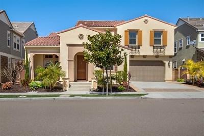 San Diego Single Family Home For Sale: 6474 Cypress Meadows Trl
