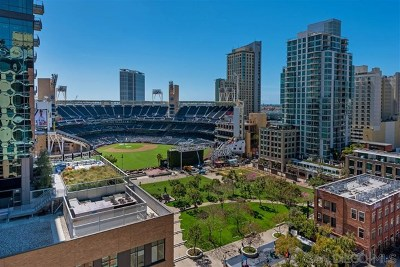 San Diego Condo/Townhouse For Sale: 427 9th Avenue #1102