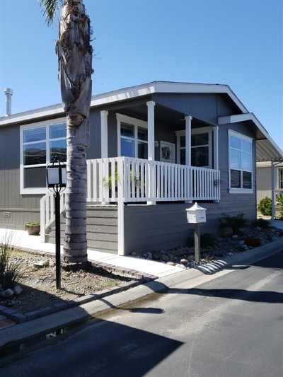 San Juan Capistrano Manufactured Home For Sale: 26000 Avenida Aeropuerto #151