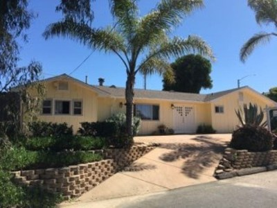 Encinitas Single Family Home For Sale: 930 Orpheus Ave