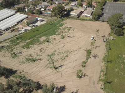 Fallbrook Residential Lots & Land For Sale: S Stage Coach Lane