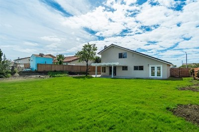 Bonita Single Family Home For Sale: 4339 Country Trail
