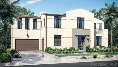 San Diego Single Family Home For Sale: 5322 Sweetwater Trails #Lot 60,