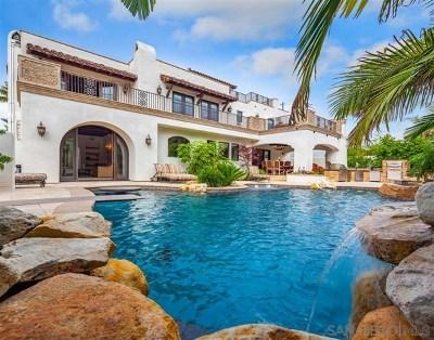 Corona Single Family Home For Sale: 1100 Alameda Blvd