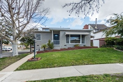 Torrance Single Family Home For Sale: 2663 Grand Summit Rd