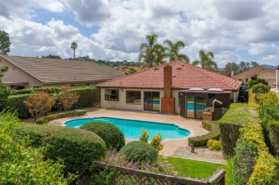 San Diego Single Family Home For Sale: 17615 Fonticello Way