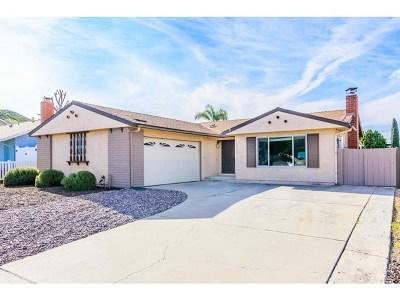 Poway Single Family Home For Sale: 12647 Casa Avenida