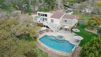Del Mar Single Family Home For Sale: 15043 Paso Del Sol