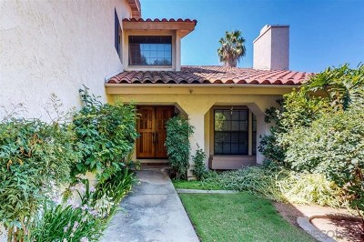 Escondido Single Family Home For Sale: 3201 Alamo Glen
