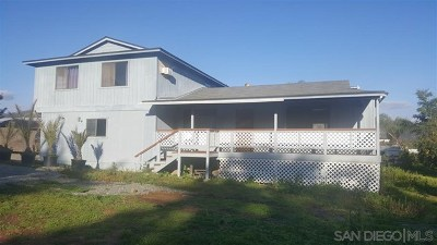 San Marcos Single Family Home For Sale: 2247 Country Creek Road