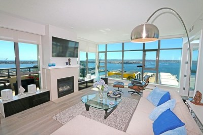 San Diego CA Condo/Townhouse For Sale: $2,248,000
