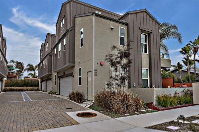 Carlsbad Condo/Townhouse For Sale: 2674 Madison