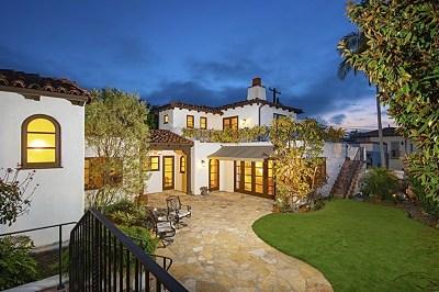Rancho Santa Fe Single Family Home For Sale: 6126 Paseo Delicias