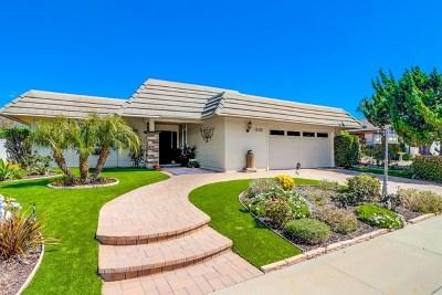 San Diego Single Family Home For Sale: 16455 Gabarda Rd